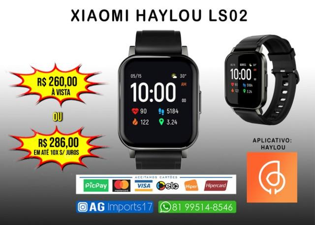 Xiaomi haylou ls02 - smartwhatch
