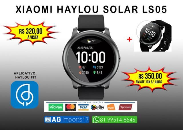 Xiaomi haylou solar ls05 - realizamos entregas