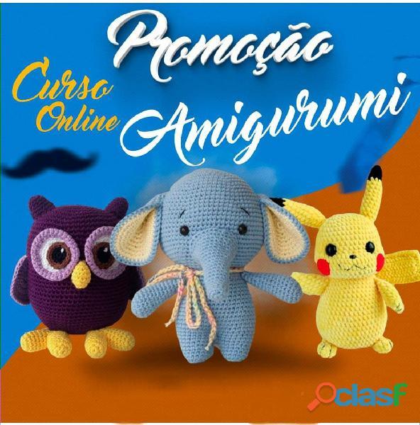 Amigurumi (Bichinho de Crochê) 2