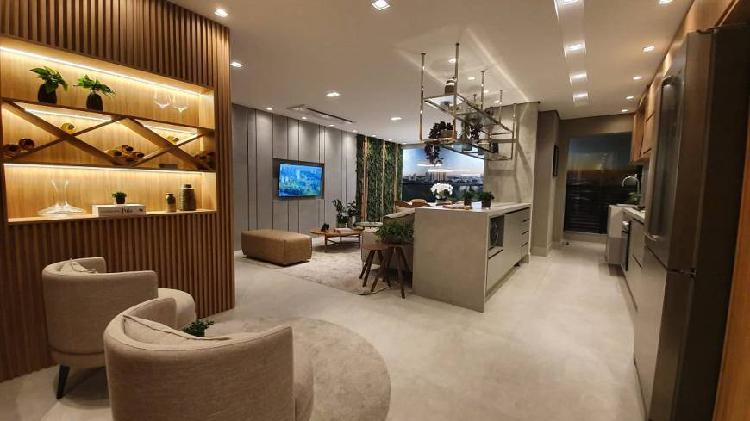 Apartamento vista incrível de 83 m² 3 dormitórios, suíte