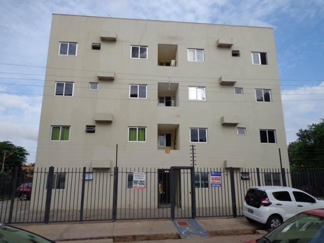 Apartamento para venda com 39 metros quadrados com 2 quartos