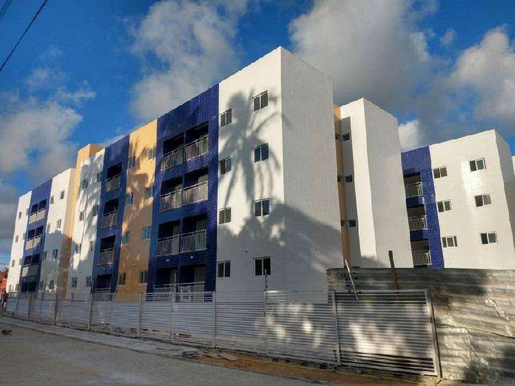 Apartamento para venda tem 50 metros quadrados com 2 quartos