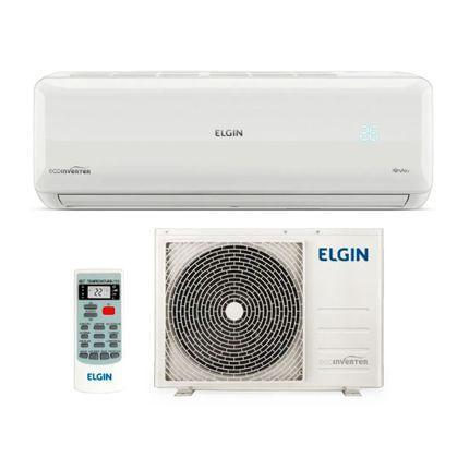 Ar condicionado split hi wall inverter elgin eco 24.000 btus