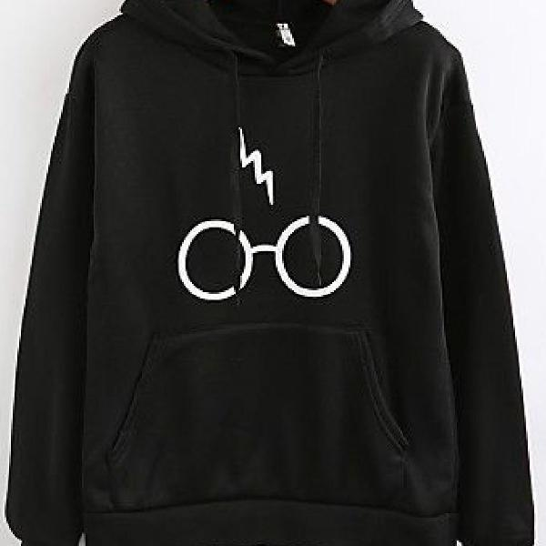Blusa moletom harry potter