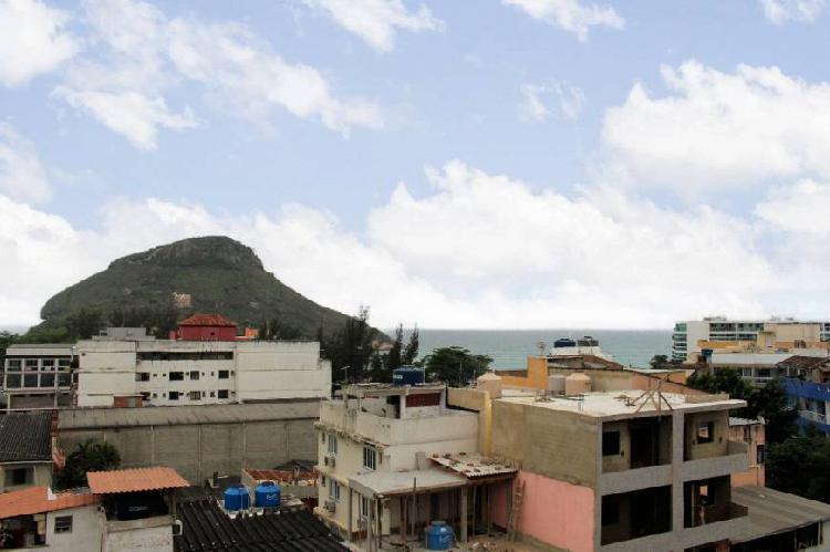 Cobertura duplex com vista para o mar - praia do pontal