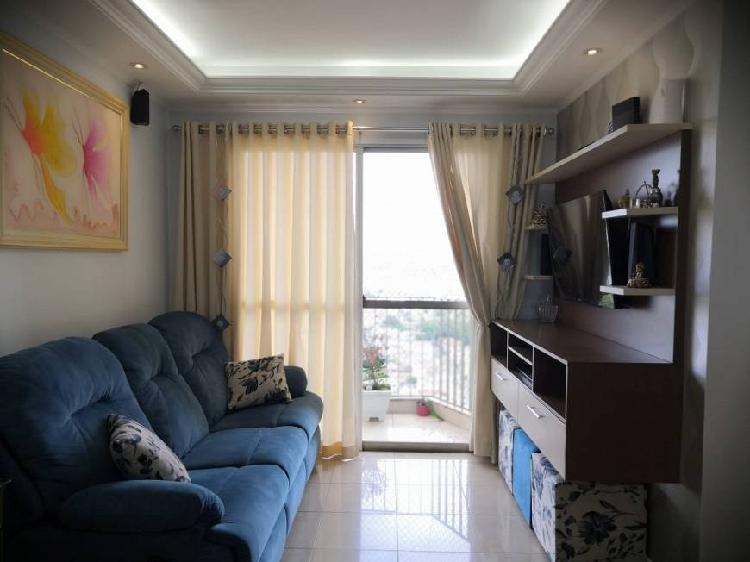 Cobertura duplex para venda possui 144 metros quadrados com