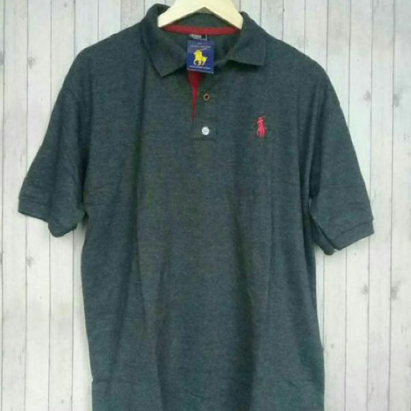 Kit 3 camisas polo - ralph lauren
