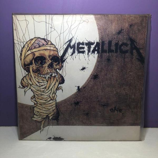 Lp vinyl metallica one