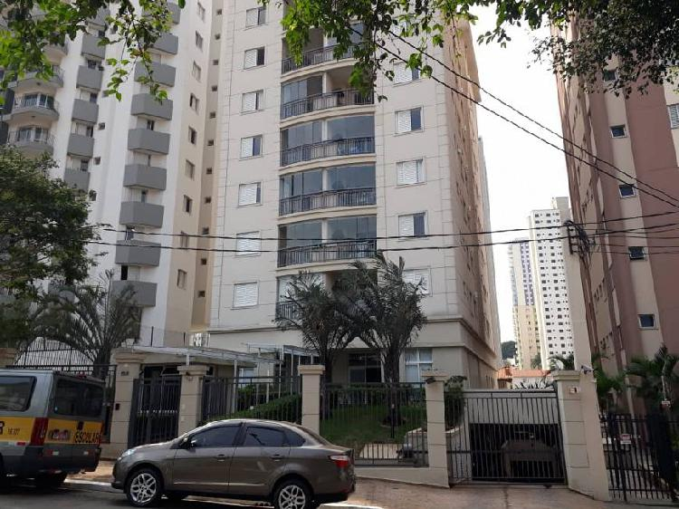 Metrô santa cruz - apartamento 63m², dois dormitórios,