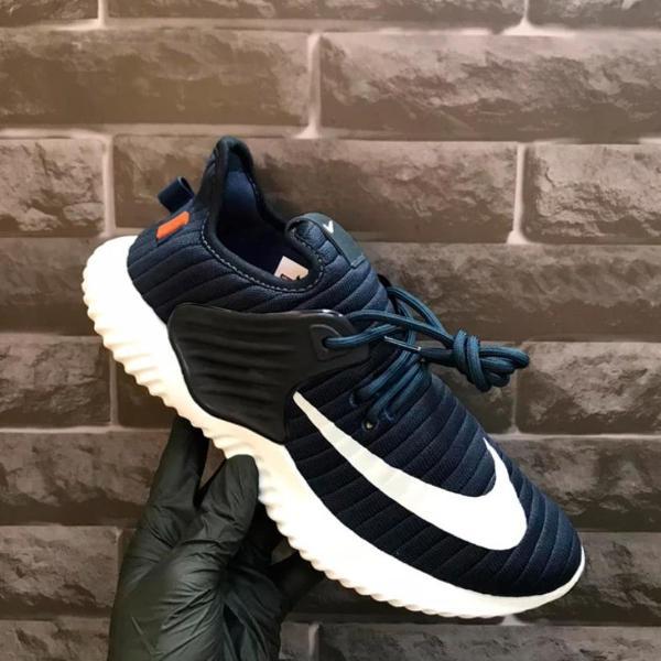 Nike run azul e branco promoção