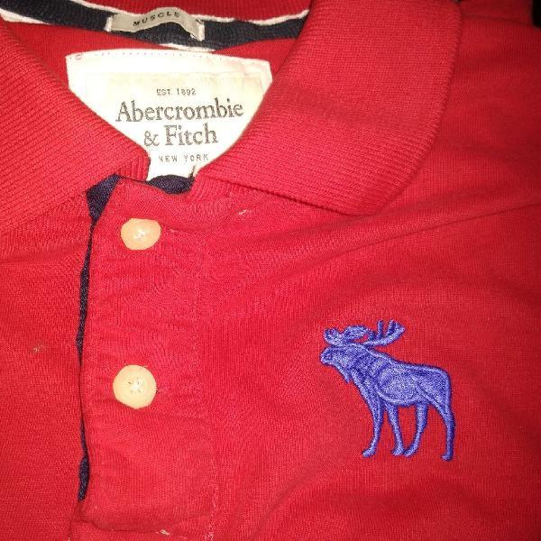 Polo importada abercrombie & fitch new york original