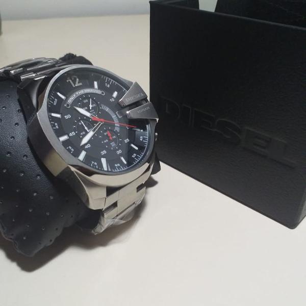 Relógio diesel analógico