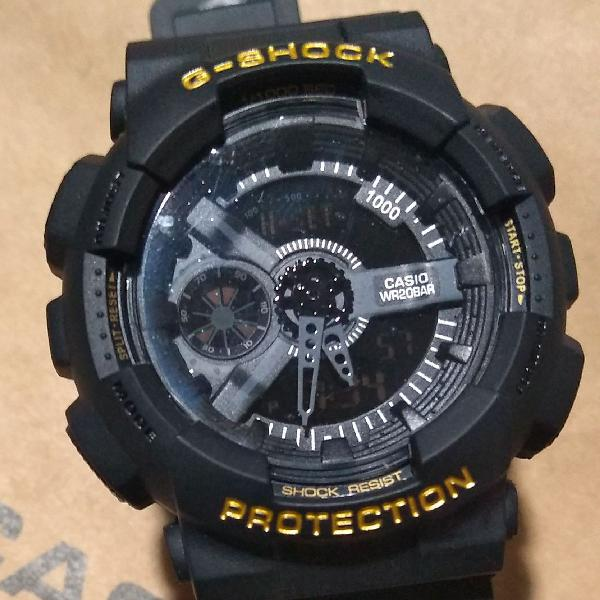 Relógio masculino importado g-shock novo novo