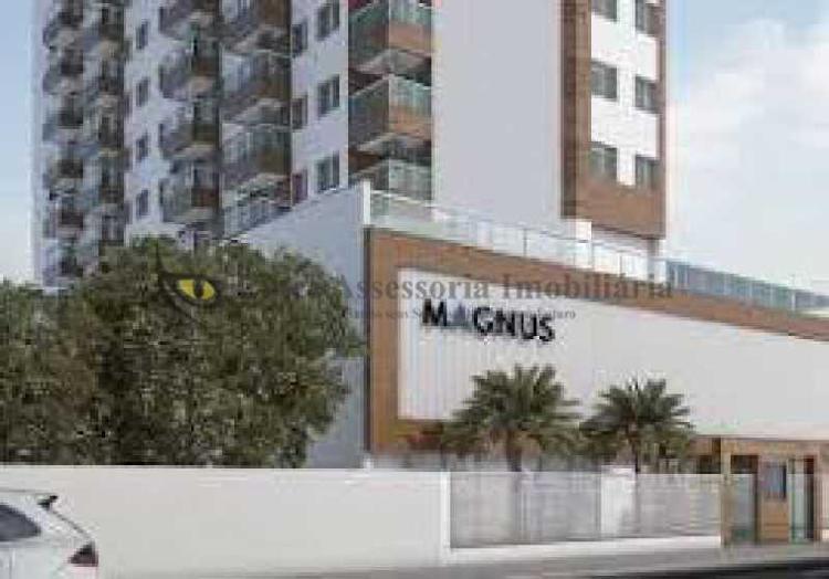 Rio de janeiro - apartamento padrão - tijuca