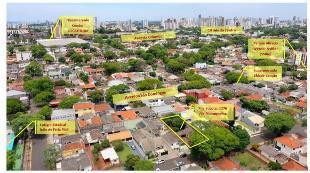 Terreno residencial de 539m2 na vila morangueira em maringá