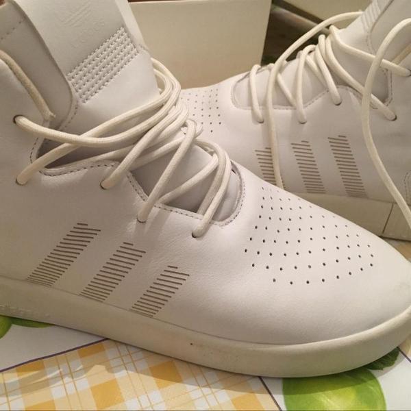 Adidas cano alto