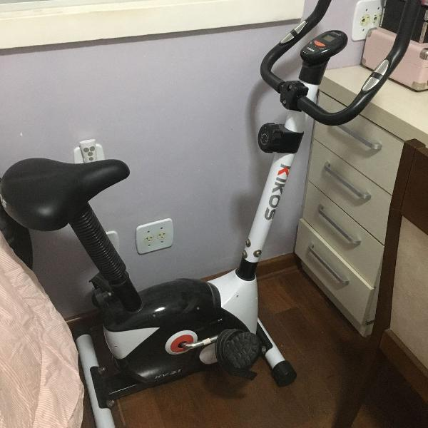 Bicicleta ergonômica kikos kv3.1