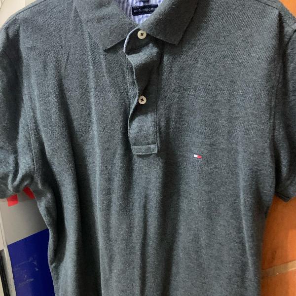 Camisa polo tommy hilfiger importada