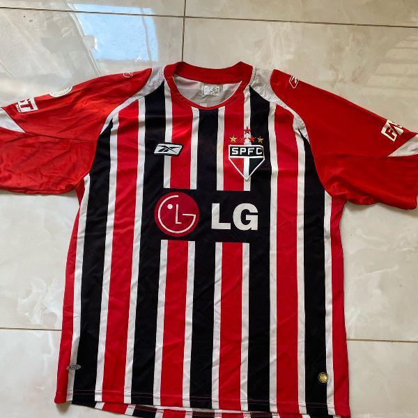 Camisa são paulo reebok 10 gg