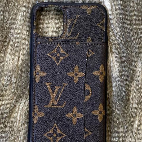 Case capa capinha iphone 11 5.8 louis vuitton monogram porta