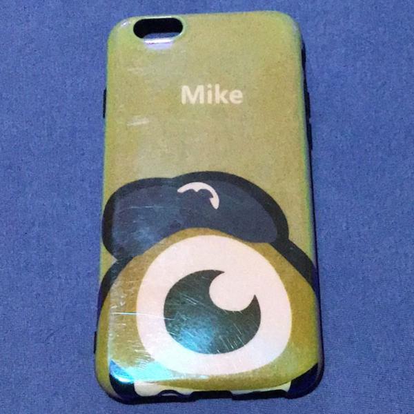 Case capa iphone 6s mike monstros sa