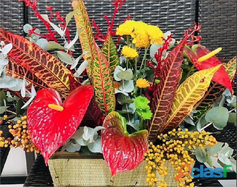 Curso on line de Arranjos de Flores Naturais   Buques   Assinaturas de Flores 1
