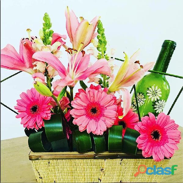 Curso on line de Arranjos de Flores Naturais   Buques   Assinaturas de Flores 2