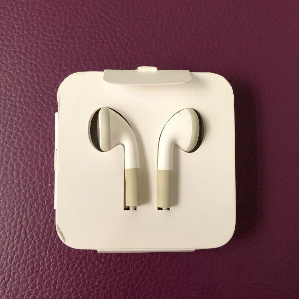 fone de ouvido original iphone