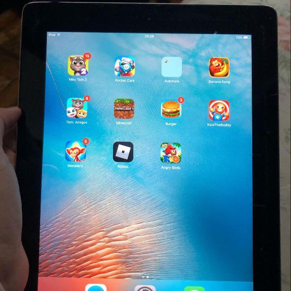 Ipad 2 segunda geração 32gb wi-fi
