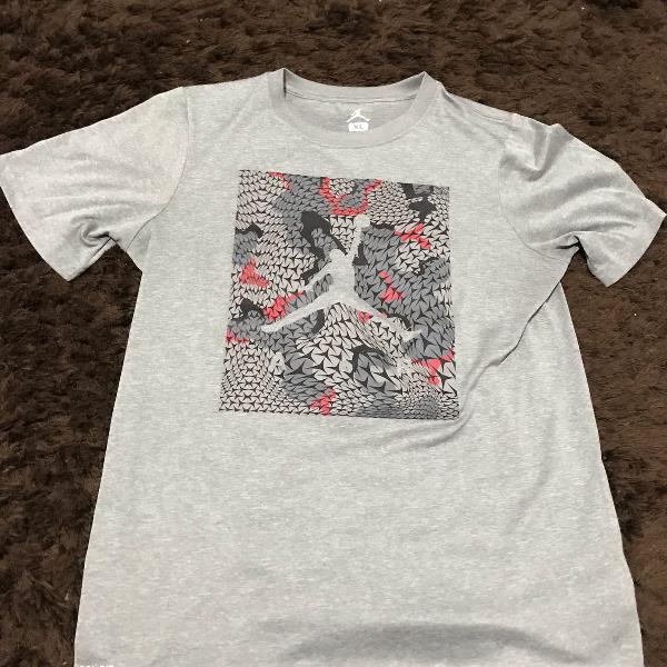 Kit 2 camisetas jordan
