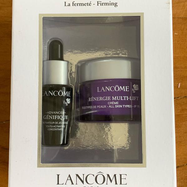 Lancôme kit facial