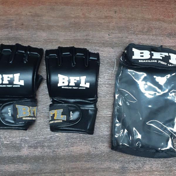 Luva de mma - bfl (brazilian fight league)
