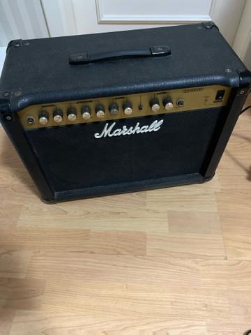 Amplificador marshall valvestate 30
