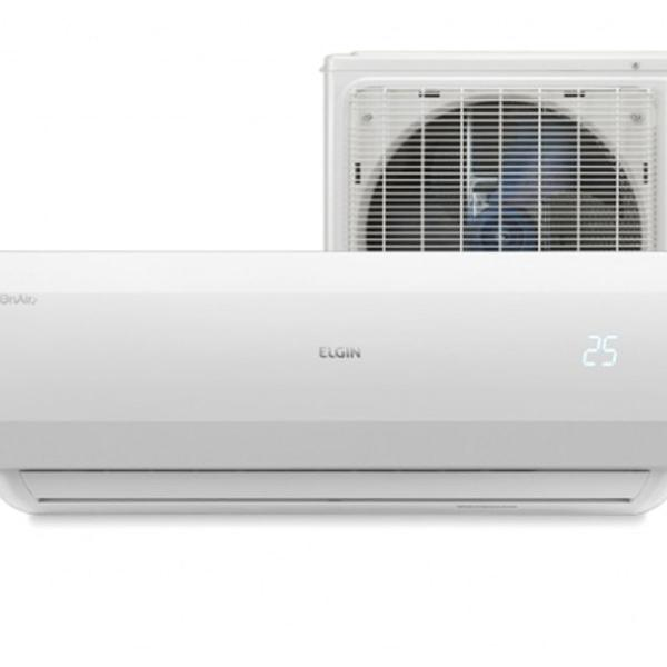 Ar condicionado split hw elgin eco power 12.000 btus só