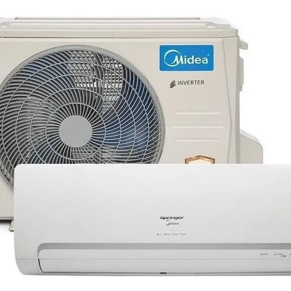 Ar condicionado springer midea inverter split frio 24000 btu