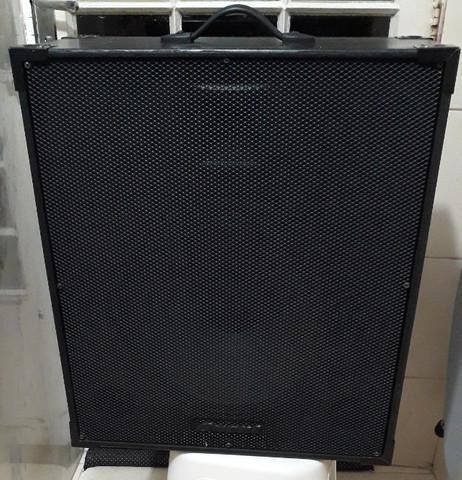 Caixa som(passiva) para guitarra, violão, teclado e voz