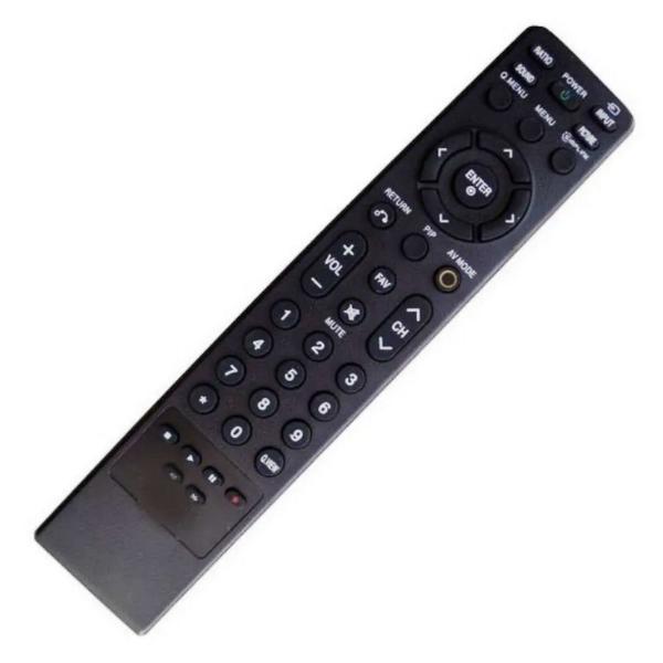 Controle remoto tv lg plasma / led - produto usado
