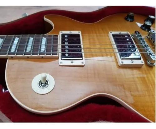 Gibson usa traditional les paul 2017 honey burst
