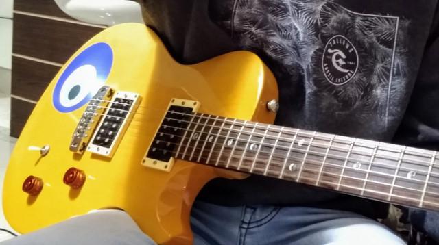 Guitarra prs
