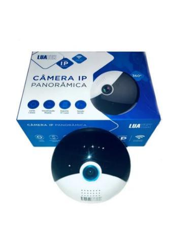 Mini camera panoramica 3d wifi 360° 1.3mp espiã original