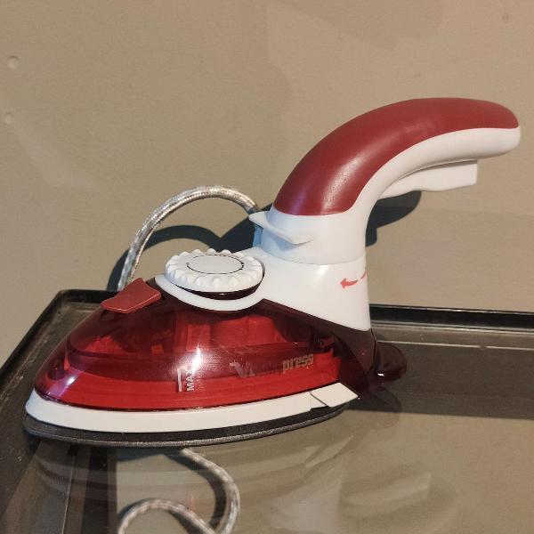 Mini ferro de viagem/ vertical steamer - w777 - westpress -