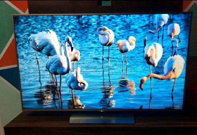 Smart tv 4k sony 55/