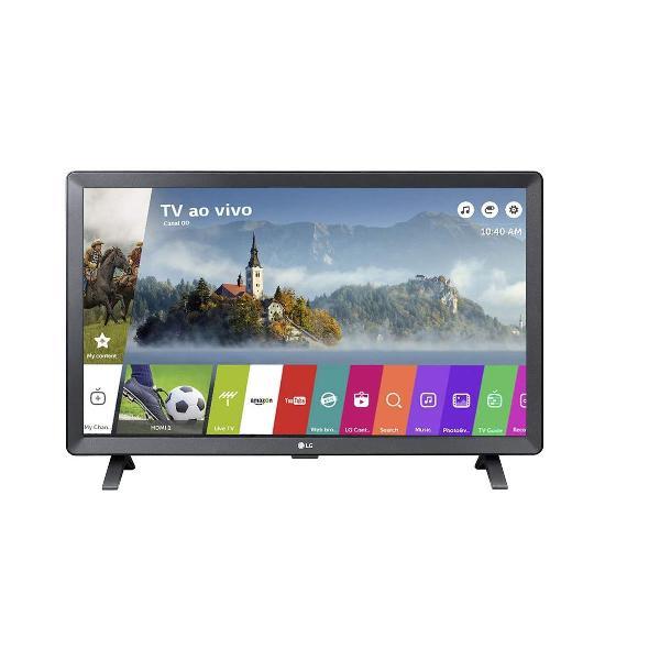 "Smart tv monitor 24"" led lg 24tl520s wi-fi webos 3.5 dtv"