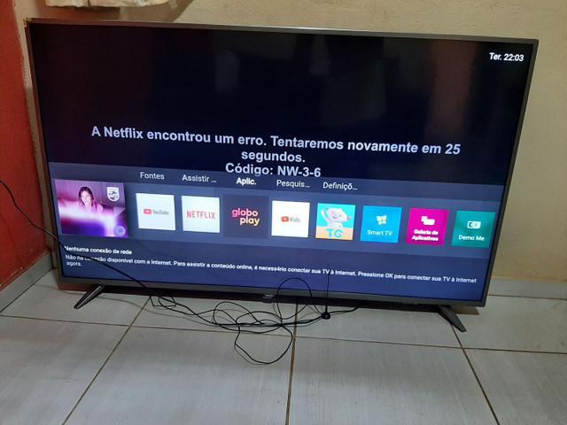 Vendo tv philips smart 58/