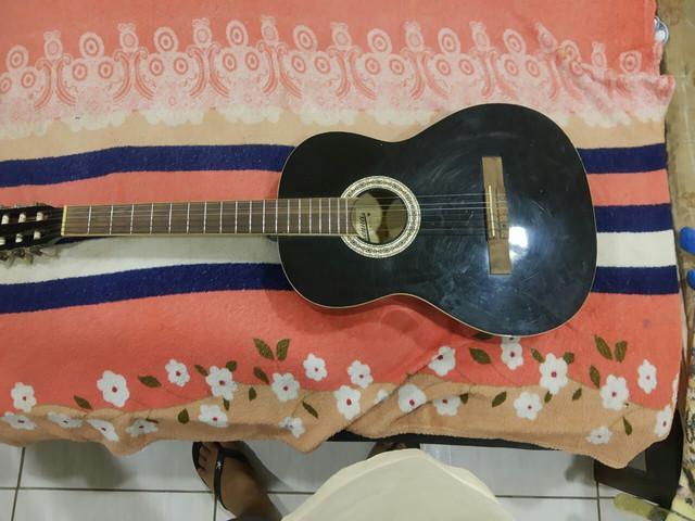 Violão serenna by phx nl47 bks clássico preto