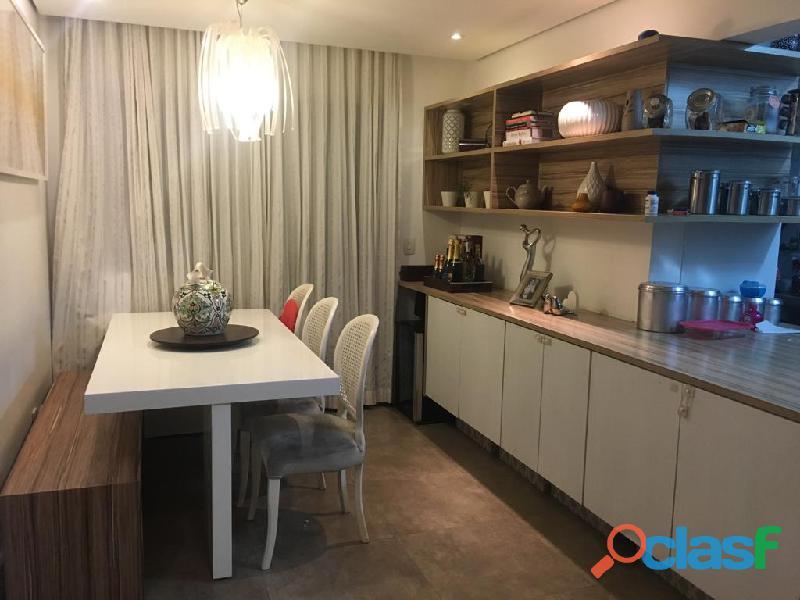 Apartamento com Varanda Gourmet 84 m² em São Caetano do Sul   Bairro Santa Paula.