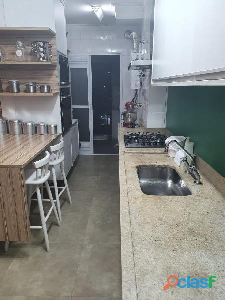 Apartamento com Varanda Gourmet 84 m² em São Caetano do Sul   Bairro Santa Paula. 1