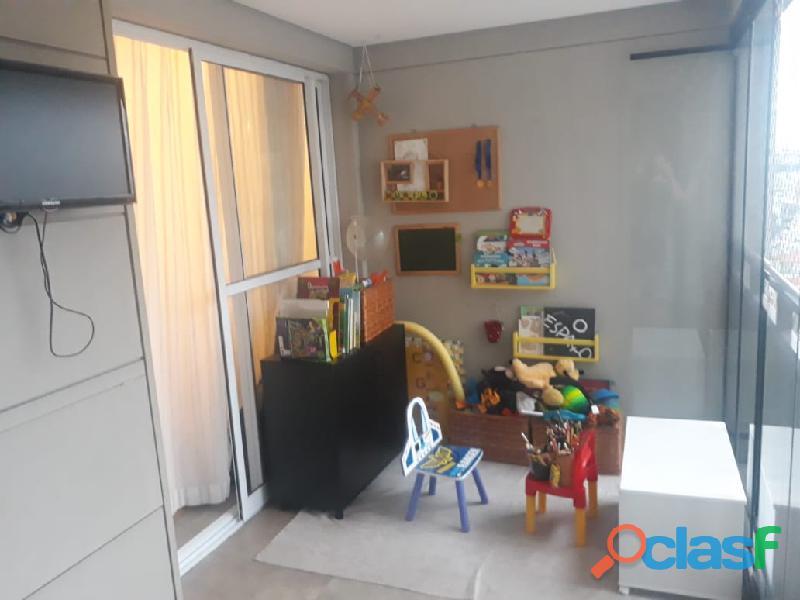 Apartamento com Varanda Gourmet 84 m² em São Caetano do Sul   Bairro Santa Paula. 6