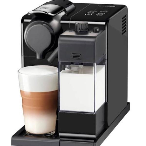 Cafeteira nespresso latissima touch