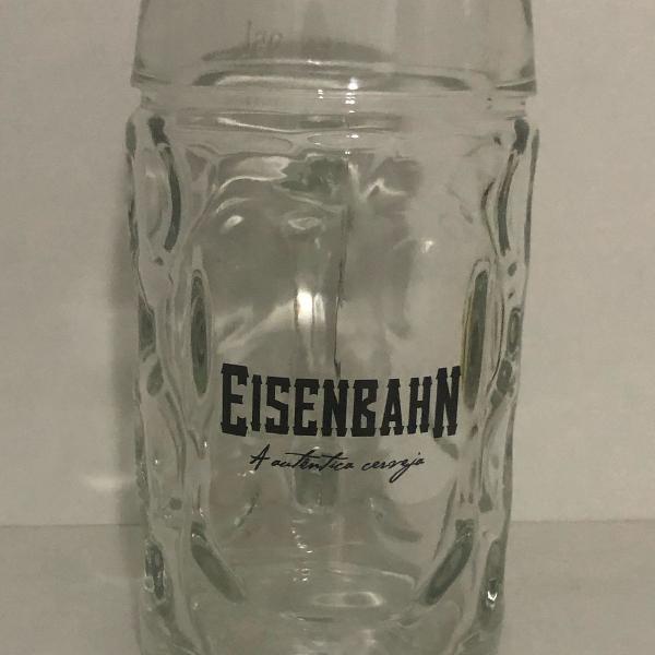 Caneca de chopp de 500 ml da marca eisenbahn